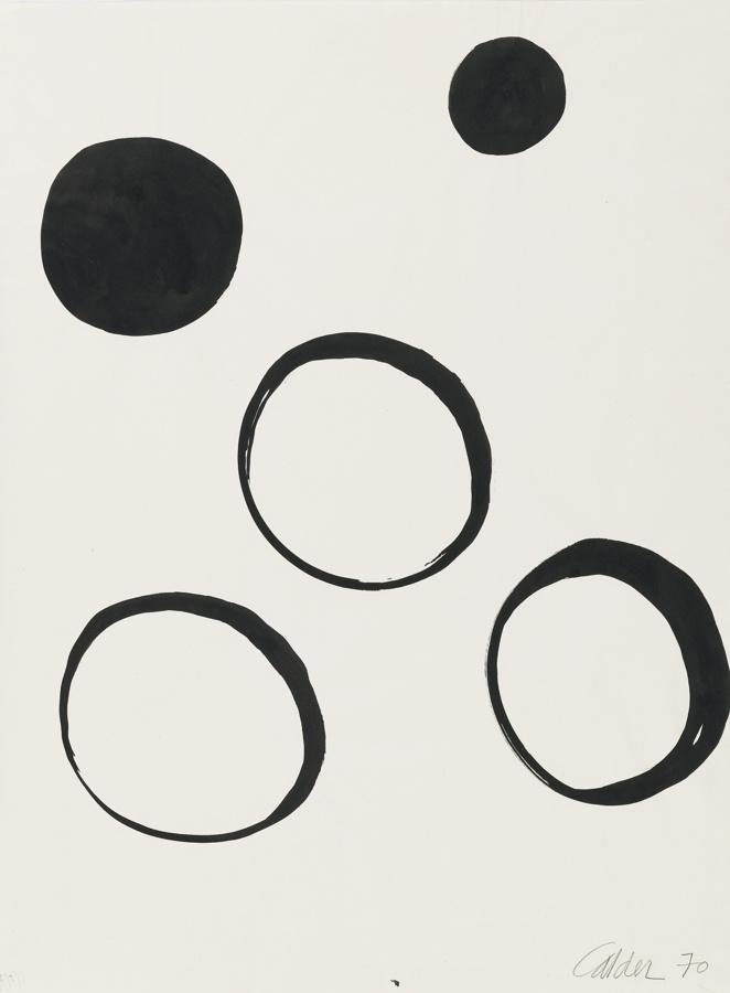 Alexander Calder-Untitled-1970