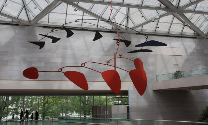 Alexander Calder - Untitled, 1976 foundation collection