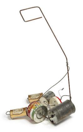 Alexander Calder-Untitled (Push Toy)-1958