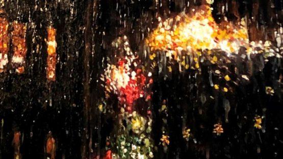Alexander Rees - Rain (detail)