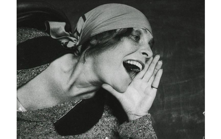Alexander Rodchenko - Lilya Brik, 1924