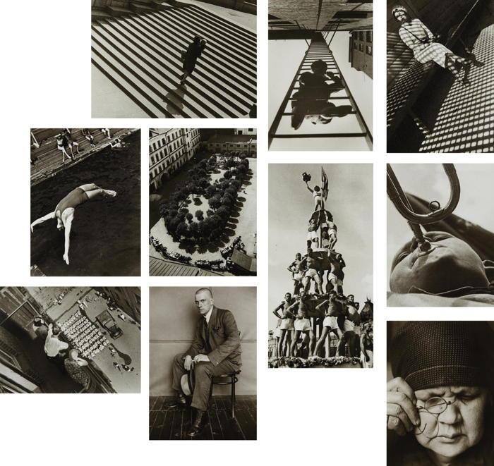 Alexander Rodchenko-Museum Series Portfolio Number 1: Classic Images-