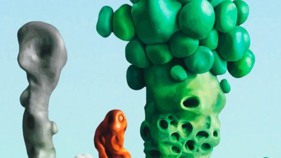 Alexander Ross - Untitled, 2011 (detail), contemporary art