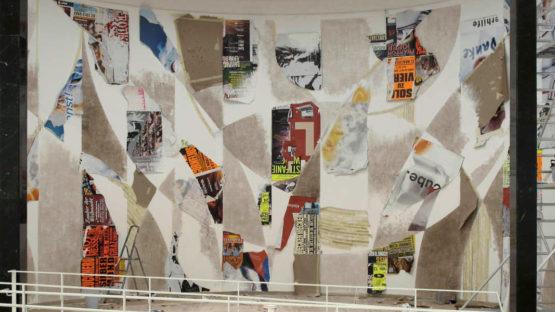 painting, installation