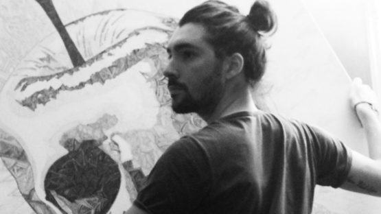 Alexandre de Poplavsky - Artist portrait, Image via weartnextwordpresscom