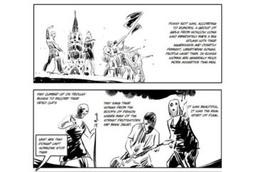 Alexey Iorsh, from Art Activism in Comics. 2012