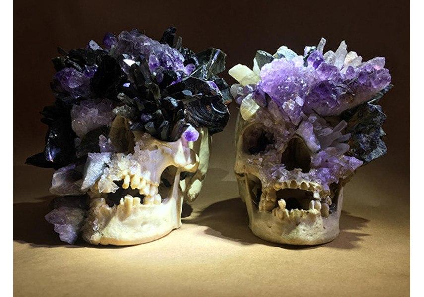 Ritual Skulls Bone, 2017