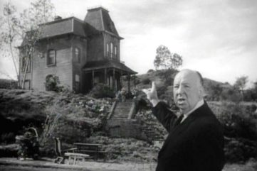 Art that Can Be Found in Alfred Hitchcock Movies