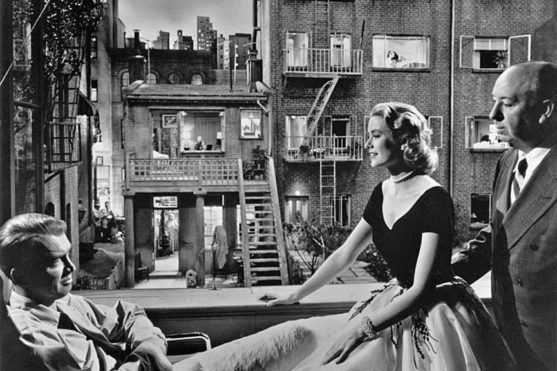 Alfred Hitchcock - Rear Window