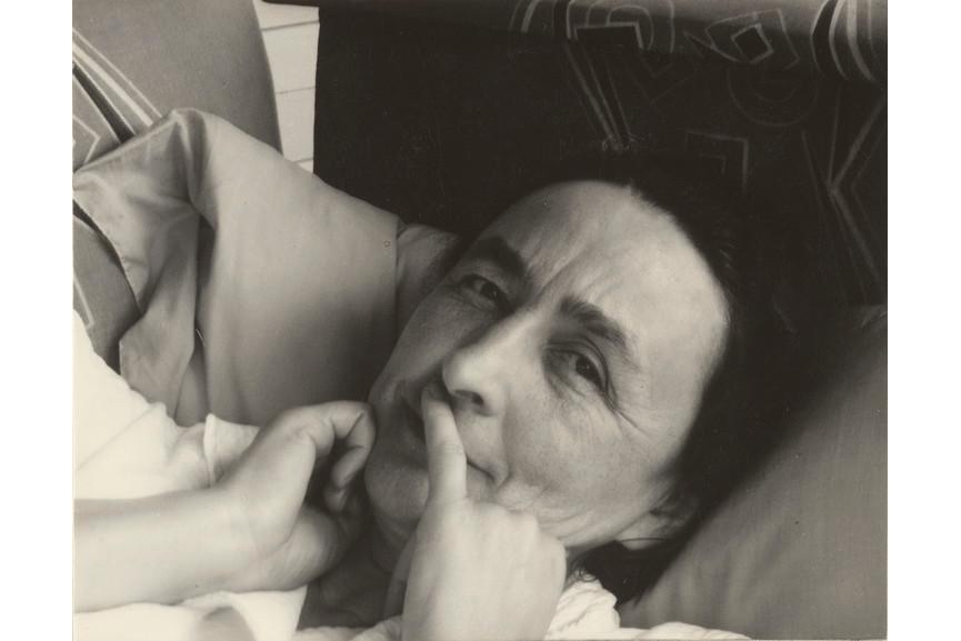 Alfred Stieglitz - Georgia O Keeffe A Portrait