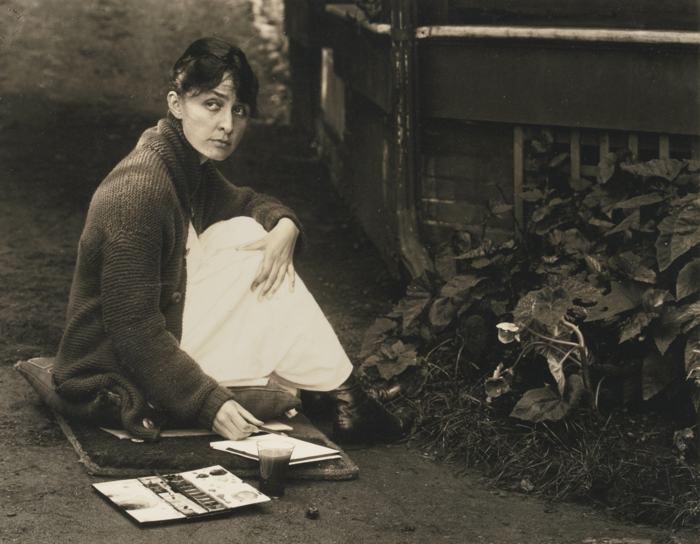 Alfred Stieglitz-Georgia O'Keeffe-1918