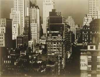 Alfred Stieglitz-New York-1931