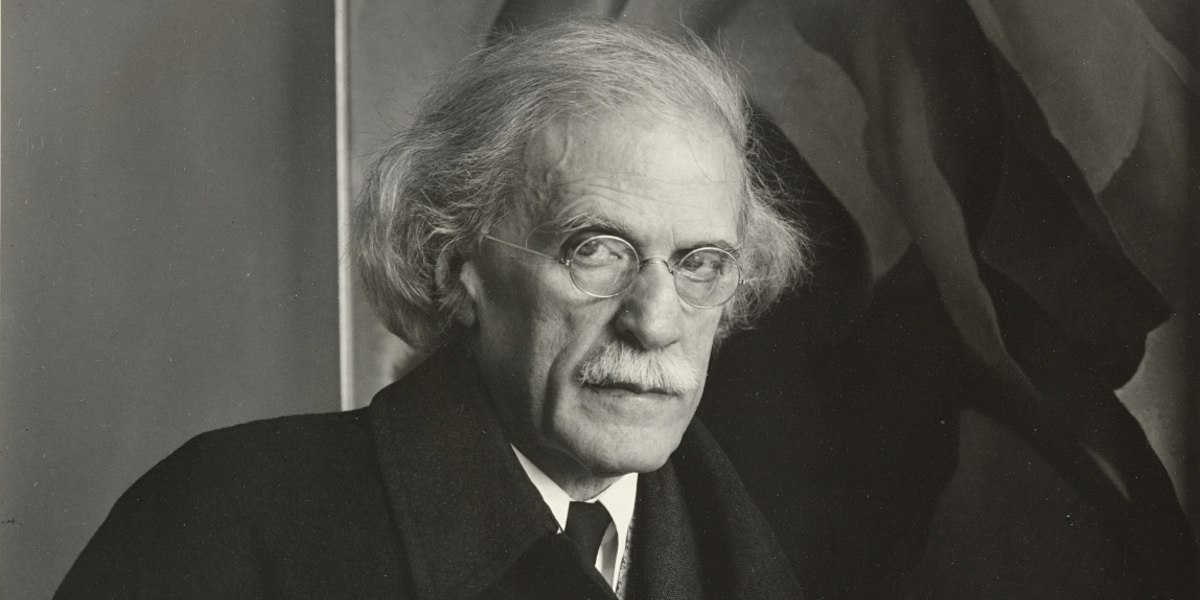 biography of alfred stieglitz