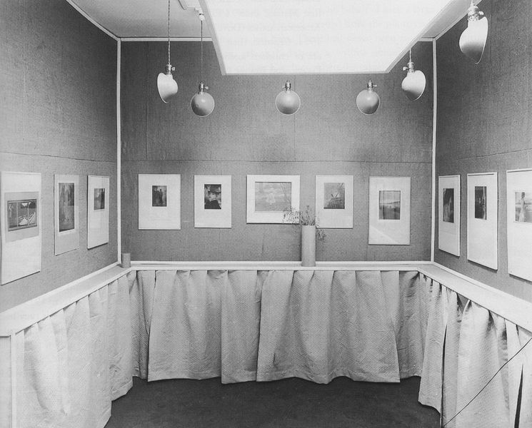 Exhibition at the Little Galleries of the Photo-Secession