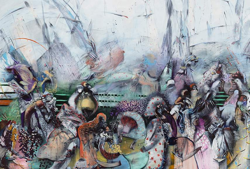 Ali Banisadr interview 2014 march