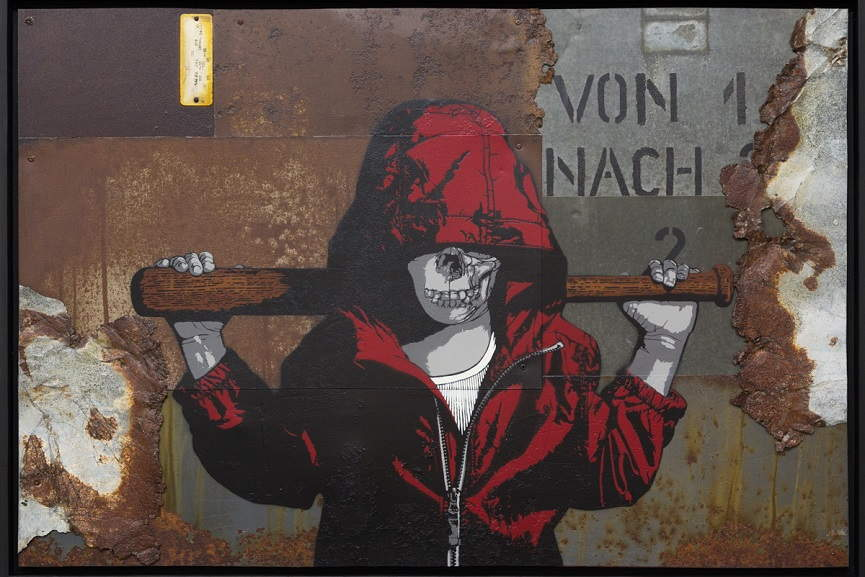 Alias - Teenage Riot, 2015.