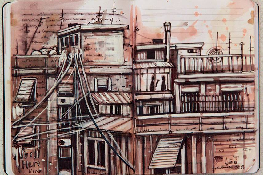 Alice Pasquini Interview, paint, way, years, people, painting, like, life, contact