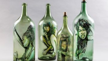 Alice Pasquini exhibition