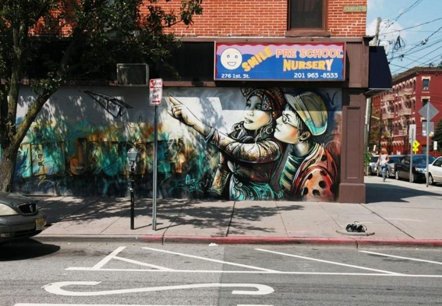 Savage Habbit Mural Project