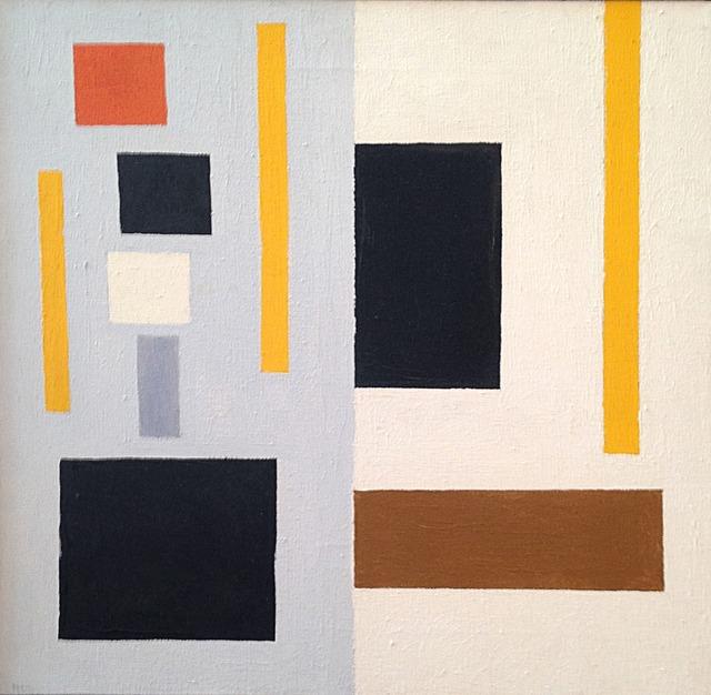 Alice Trumbull Mason Untitled, 1960