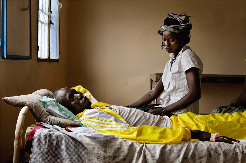 Alinka Echeverria - Becoming South Sudan, 2011 - Image © Alinka Echeverria