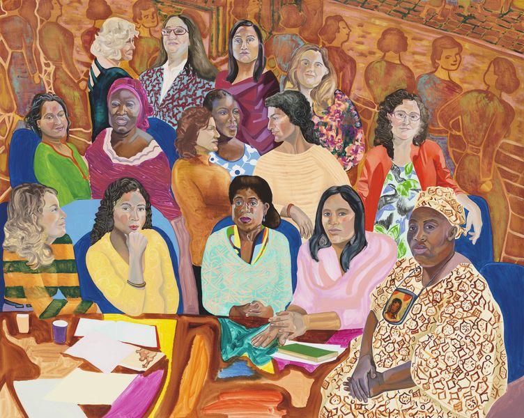 Aliza Nisenbaum - MOIAs NYC Women's Cabinet, 2016