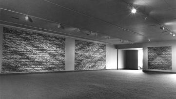 Allan McCollum - Constructed Paintings, 1970-71