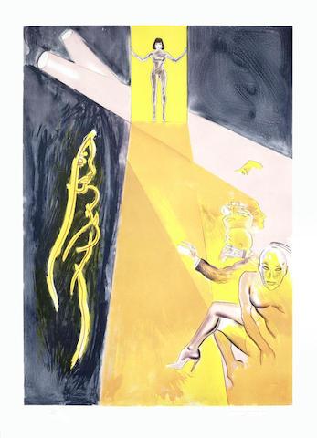 Allen Jones-Catwalk-1998