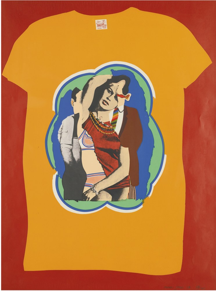 Allen Jones-Dream T-Shirt-1964