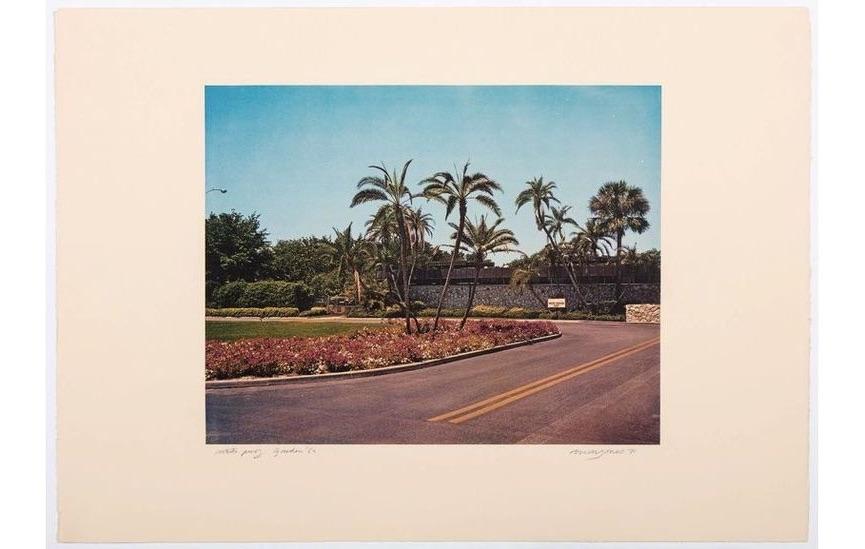 Allen Jones - Florida Suite – Garden (B), 1968