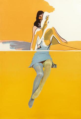 Allen Jones-Life Class (Lloyd 48f)-1968
