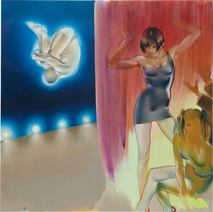 Allen Jones-Spin-2008