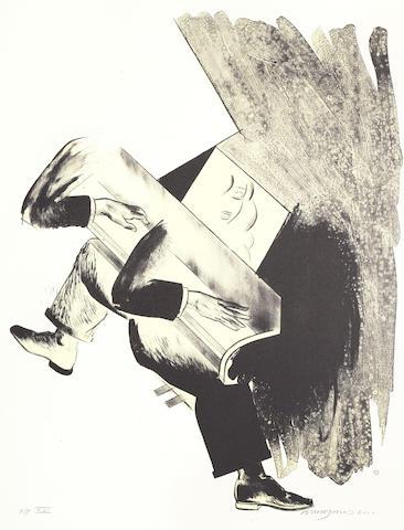Allen Jones-The Pianist-2000