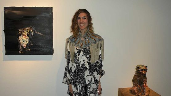 Allison Schulnik
