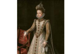 Alonso Sánchez Coello - The Infanta Isabel Clara Eugenia