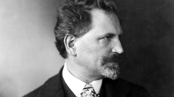 Alphonse Mucha, in about 1906