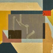 Amedee Ozenfant - Composition Aux Personnages, 1930 (Detail)