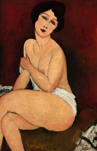 Seated Nude (La Belle Romaine), 1917, Paris Tate Modern