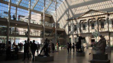 American Wing, The Met Museum