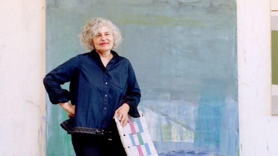 Amy Sillman - profile, non-figurative contemporary painting