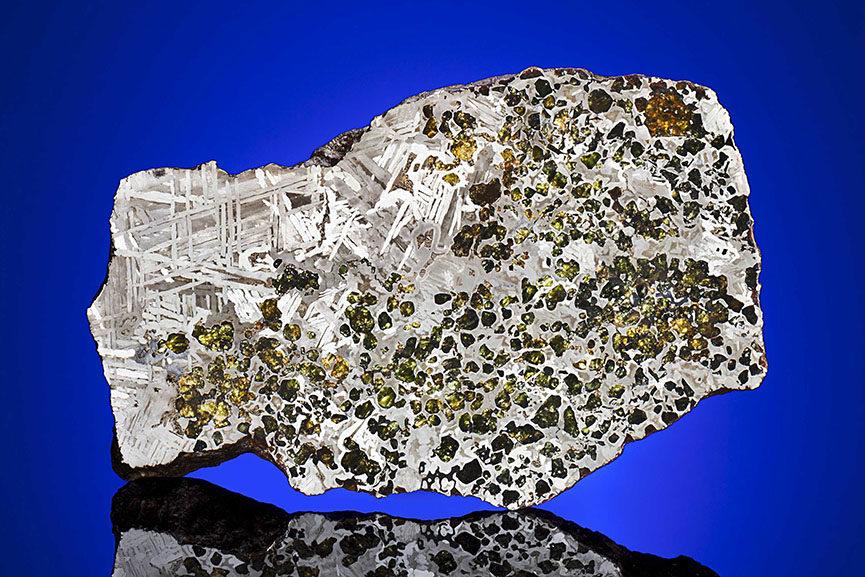 rare meteorites art
