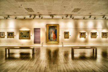 What are Museums Doing with Donated Art?