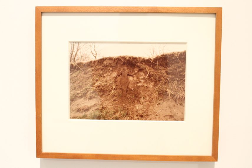 feminist untitled film new Ana Mendieta