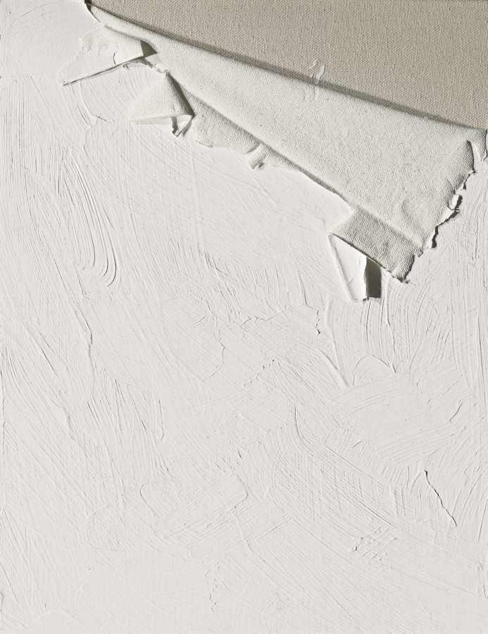 Analia Saban-Cover (White) With Tape-2011