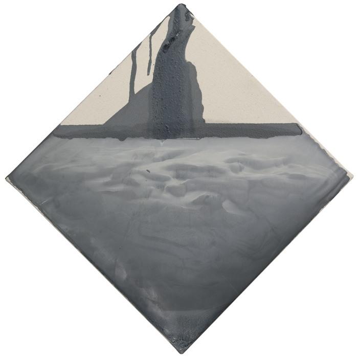 Analia Saban-Diamond Decant (Black, Gray And White)-2011