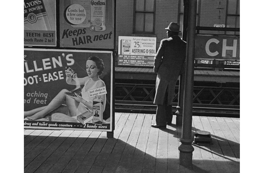André Kertész - Poughkeepsie, New York, 1937