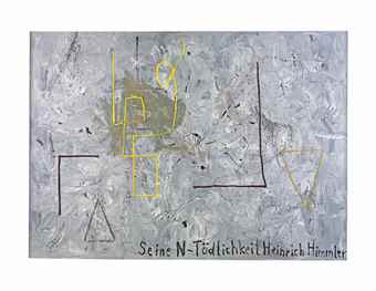 Andre Butzer-Seine N-Todlichkeit Heinrich Himmler (Its N - lethality Heinrich Himmler)-2007