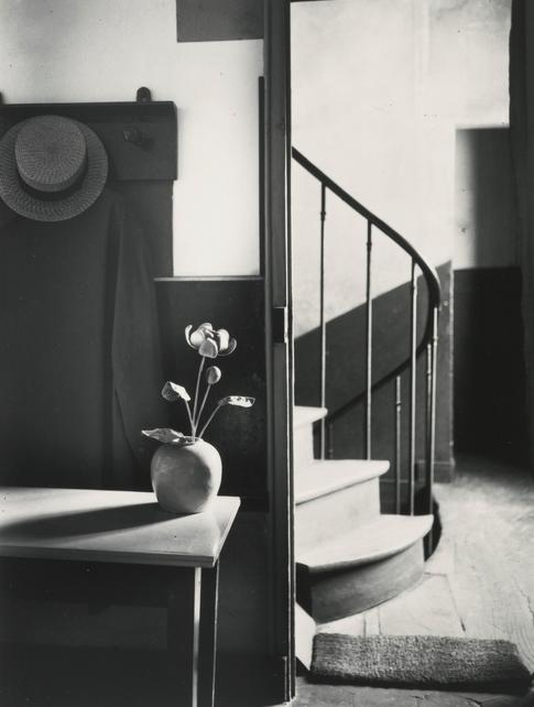 Andre Kertesz-Chez Mondrian, Paris-1926