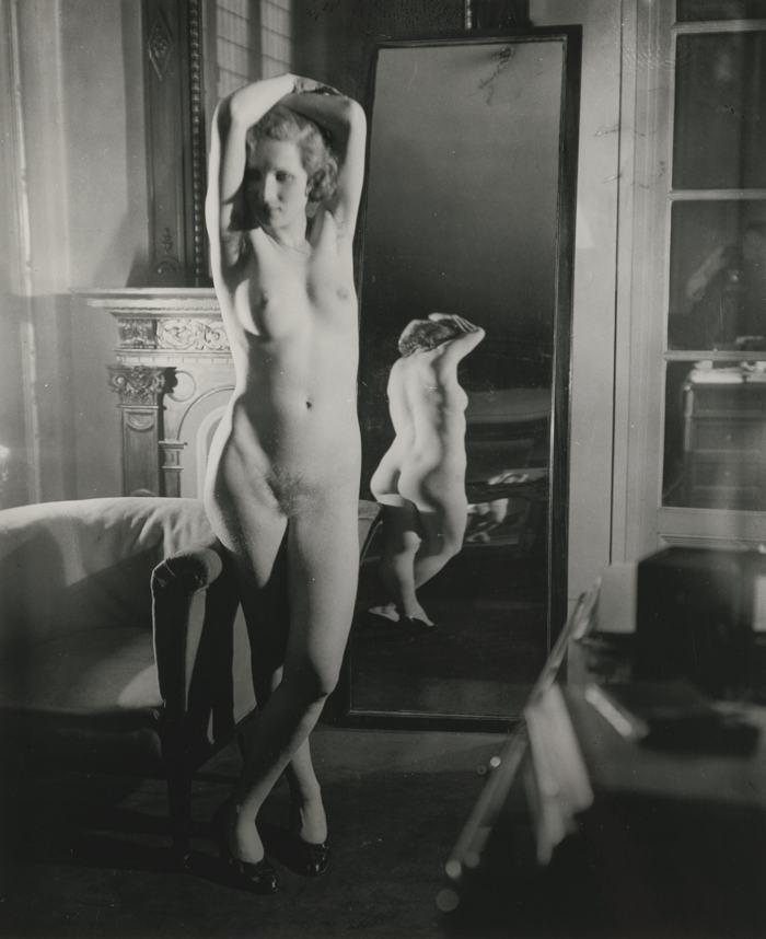 Andre Kertesz-Distortion #20-1933