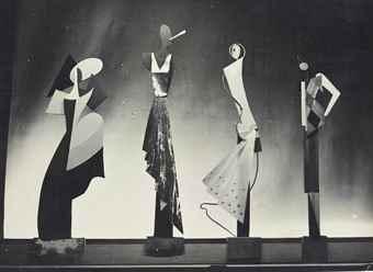 Andre Kertesz-Mannequins, Paris-1930